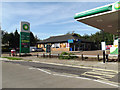 TM1342 : Snax 24 Fuel Filling Station on Ellenbrook Road by Adrian Cable