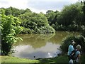 SP3075 : Lake, University of Warwick campus, Coventry by Robin Stott