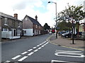 TM3389 : A144 Lower Olland Street, Bungay by Adrian Cable