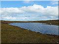 NF8572 : Lochan on the moor by John Allan