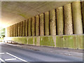 TM0636 : Under  the A12 Ipswich Road on the B1070 Hadleigh Road by Geographer