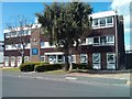 TQ6100 : Charter House, Courtlands Road, Eastbourne by PAUL FARMER