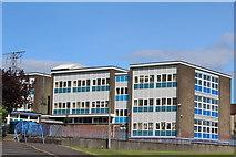 NS5073 : Edinbarnet Primary School, Faifley by Leslie Barrie