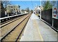 TQ2484 : Brondesbury railway station, Greater London by Nigel Thompson