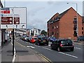 SP1955 : Visitor attractions sign, Birmingham Road, Stratford-upon-Avon by Jaggery