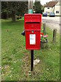 TM0536 : Holton St.Mary Postbox by Adrian Cable