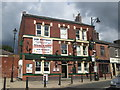 SD9504 : The Swan at County End by John Slater
