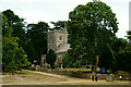 SZ0287 : St.Mary the Virgin, Brownsea Island, Dorset by Peter Trimming