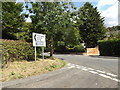TM0734 : Hadleigh Road, East Bergholt by Adrian Cable