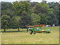 SP9632 : Tiger Moth Day at Woburn, Bedfordshire by Christine Matthews