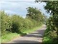 SP0650 : New Inn Lane [2] by Christine Johnstone