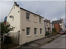 SO9621 : Overbury St, Charlton Kings by John Lord