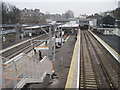 TQ3184 : Highbury & Islington railway station, Greater London by Nigel Thompson