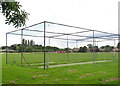 SK7472 : East Markham playing fields by Alan Murray-Rust