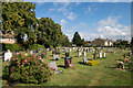 TL5460 : Bottisham Cemetery by Kim Fyson