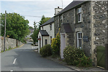 SH3537 : Cottages in Llannor by Stephen McKay