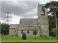 SK8174 : Church of St Oswald, Dunham on Trent by Alan Murray-Rust