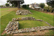 SH4862 : Segontium Roman Fort by Richard Croft