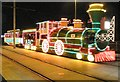 SD3039 : Illuminated Heritage Tram by Gerald England