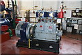TQ8117 : Brede Pumping Station - steam engine by Chris Allen