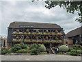 TQ3480 : The Dickens Inn, St Katharine Docks, London E1 by Christine Matthews