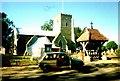 TM2654 : St Mary's Church at Dallinghoo by Clint Mann