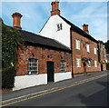 SK4003 : The Old Forge, Market Bosworth by Jaggery