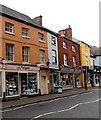 SK7519 : JJ's Lingerie shop in Melton Mowbray by Jaggery