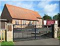 TG2812 : Holy Trinity Church in Rackheath by Evelyn Simak