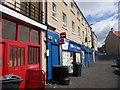 NS4967 : Renfrew: Kirklandneuk Post Office by Chris Downer