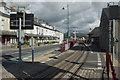 SH5738 : Welsh Highland Railway at Porthmadog by Stephen McKay