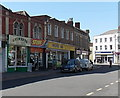 ST4071 : Proper Job in a former Woolworths, Clevedon by Jaggery
