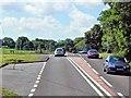 SJ8470 : A34, Siddington Crossroads by David Dixon