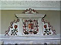 SP2429 : Overmantel, the Middle Chamber, Chastleton House, Chastleton, Oxfordshire by Brian Robert Marshall
