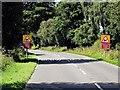 SJ8062 : A534 Spark Lane by David Dixon