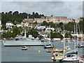 SX8851 : View across Dartmouth Harbour by Chris Allen
