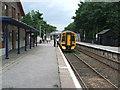 NH6090 : Ardgay railway station, Highland by Nigel Thompson