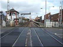SK8508 : Oakham railway station, Rutland by Nigel Thompson