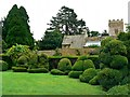 SP2429 : Best Garden, Chastleton House, Chastleton, Oxfordshire by Brian Robert Marshall