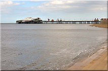 SD3036 : The North Pier in Blackpool by Steve Daniels