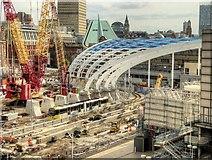 SJ8499 : Manchester Victoria Station, August 2014 by David Dixon