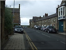 NU2410 : Northumberland Street, Alnmouth by JThomas