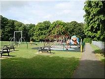 TQ0999 : Play Area by Alex McGregor