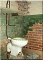 TG2712 : Picket post toilet by Evelyn Simak