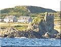 NR4045 : Dunyvaig Castle, Islay by Becky Williamson
