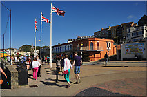SS5147 : Ilfracombe : Promenade by Lewis Clarke