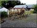 H1786 : Hay rake, Cronalaghey by Kenneth  Allen