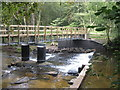 SK2998 : New bridge over the River Don at Deepcar by Dave Pickersgill