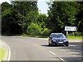 SU5854 : Kingsclere Road (A339) near Upper Wootton by David Dixon