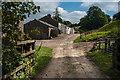 SD8291 : Mossdale Head Farm by Tom Richardson